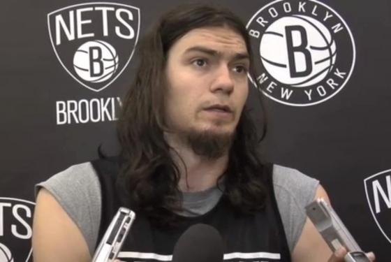 Brooklyn Nets (Gaby) Morrison