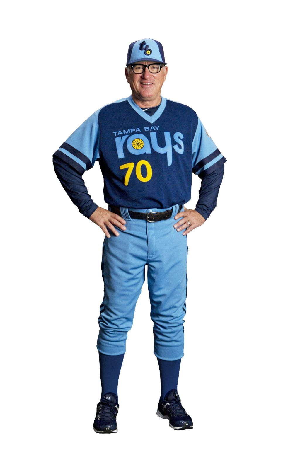 competitive price 66c82 ba7ee Tampa Bay Rays to wear 1979 fauxback uniforms on June 30 ...