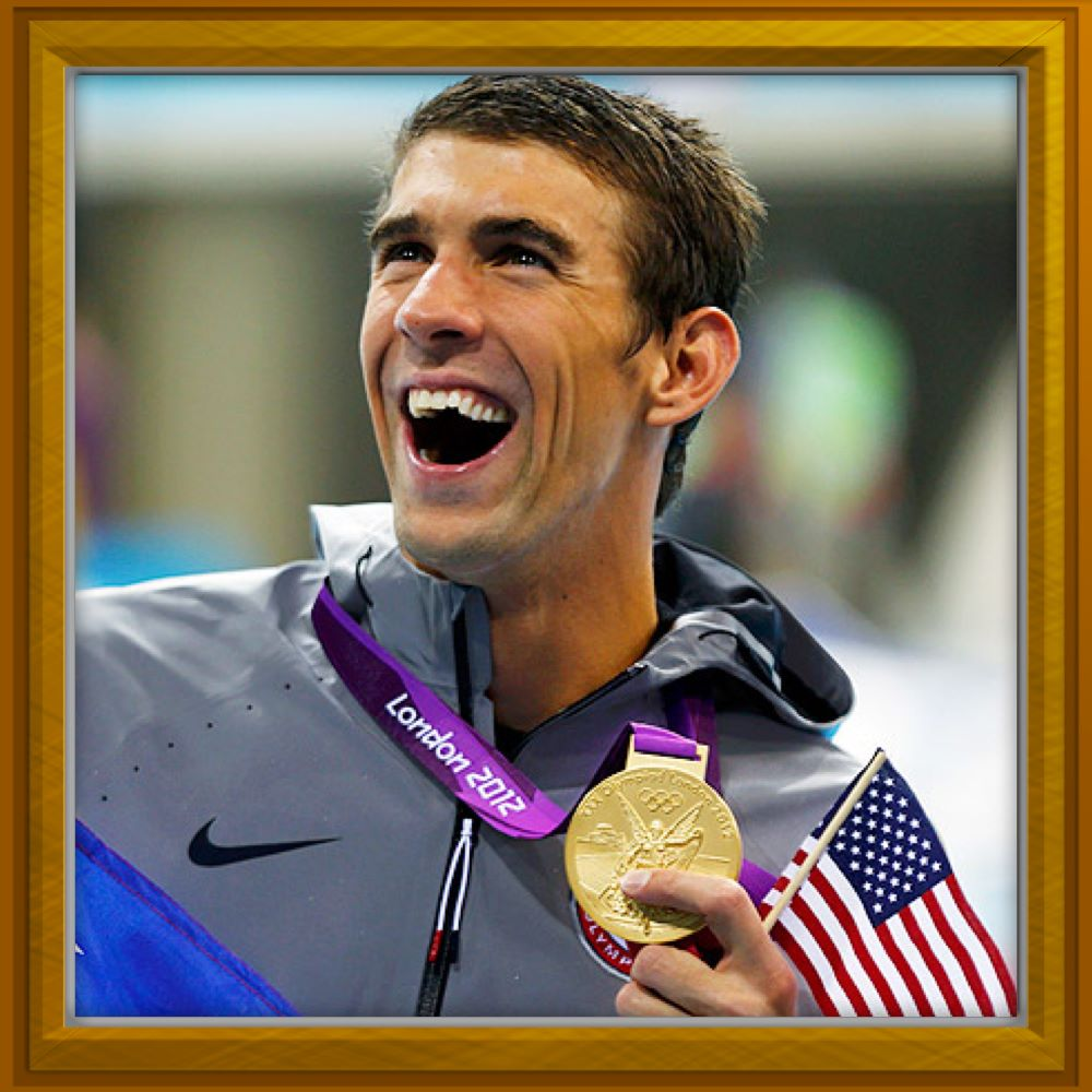 Michael Phelps Is The Most Decorated Olympian Ever Only By