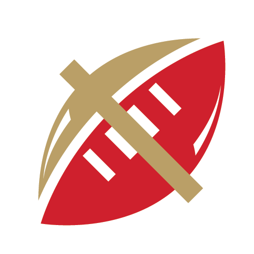 what do you think of this mock 49ers logo but at the end of the day rh butattheendoftheday com