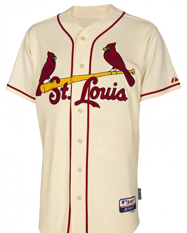 St. Louis Cardinals Are Doing Something To Uniform For