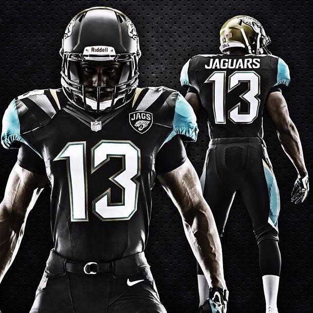 """Jaguars unveil very unique and """"revolutionary"""" uniform ..."""