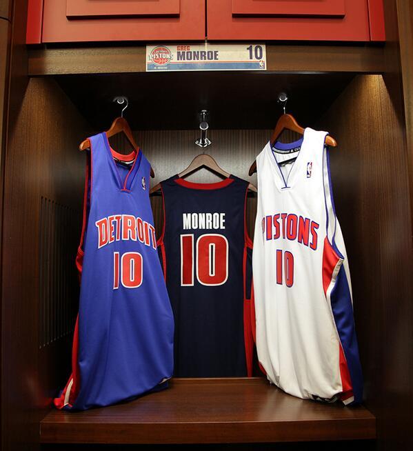 Pistons unveil new alternate jersey via Twitter  dddf231ec