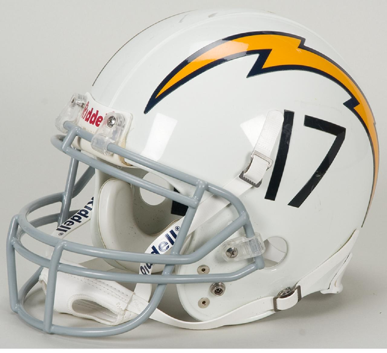 San Diego Chargers Facts: My Top 10 Best NFL Helmets Of All Time