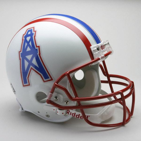 Oilers (1981-1996)