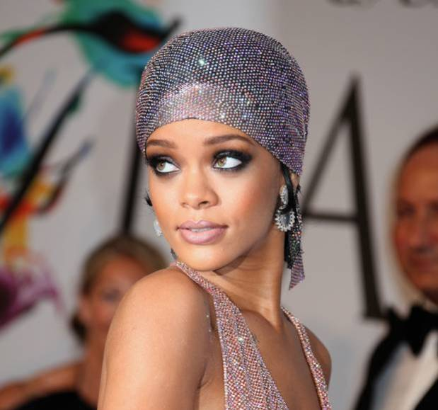 Rihanna to the NFL: 'F*** you!'