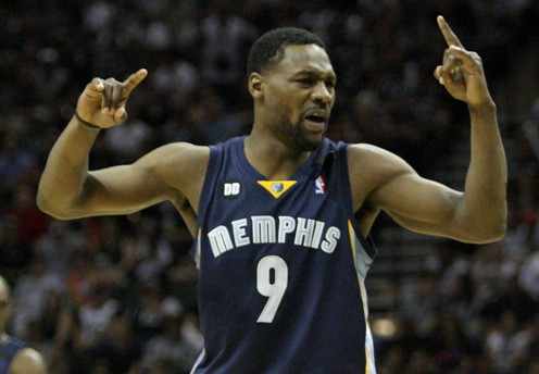 Tony Allen says Stephen Curry 'ain't nothing I ain't never seen before'
