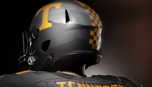 Tennessee's sharp new alternate uniform pays tribute to the Smoky Mountains